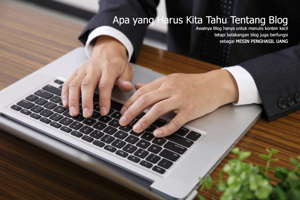 Pengertian Tentang Blog