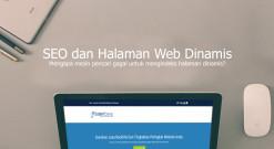 Halaman Web Dinamis Dan SEO