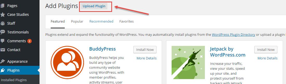 google xml sitemaps upload plugin