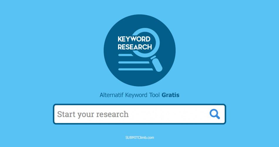 Alternatif Keyword Tool Gratis