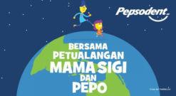 Kampanye Digital Pepsodent Berisi Edukasi Kesehatan Gigi
