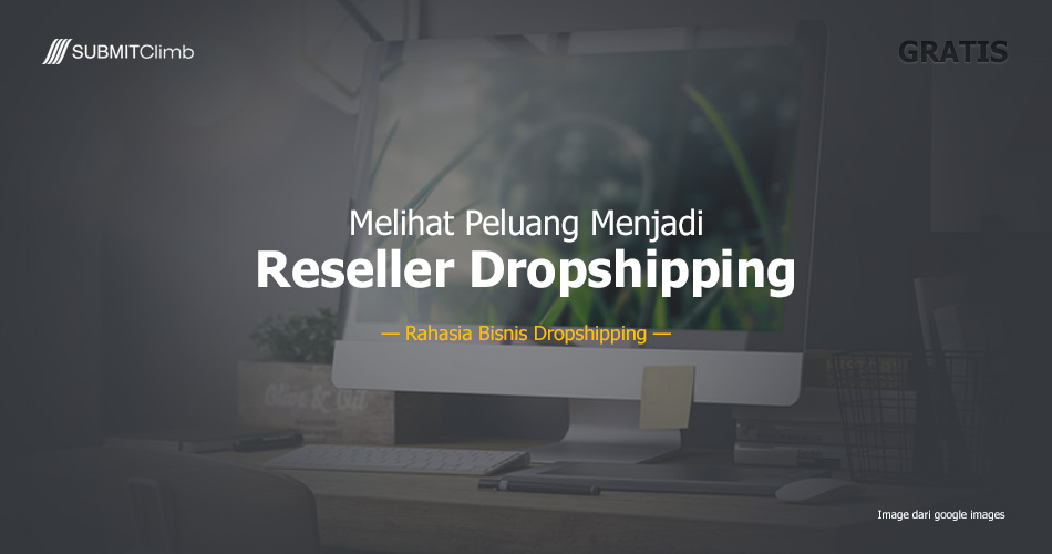 Menjadi Resseller Dropshipping