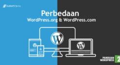 Perbedaan WordPress.org Dan WordPress.com