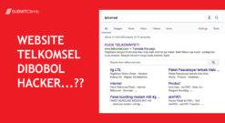 Website Telkomsel Dibobol Hanya Gara-gara Alasan Ini