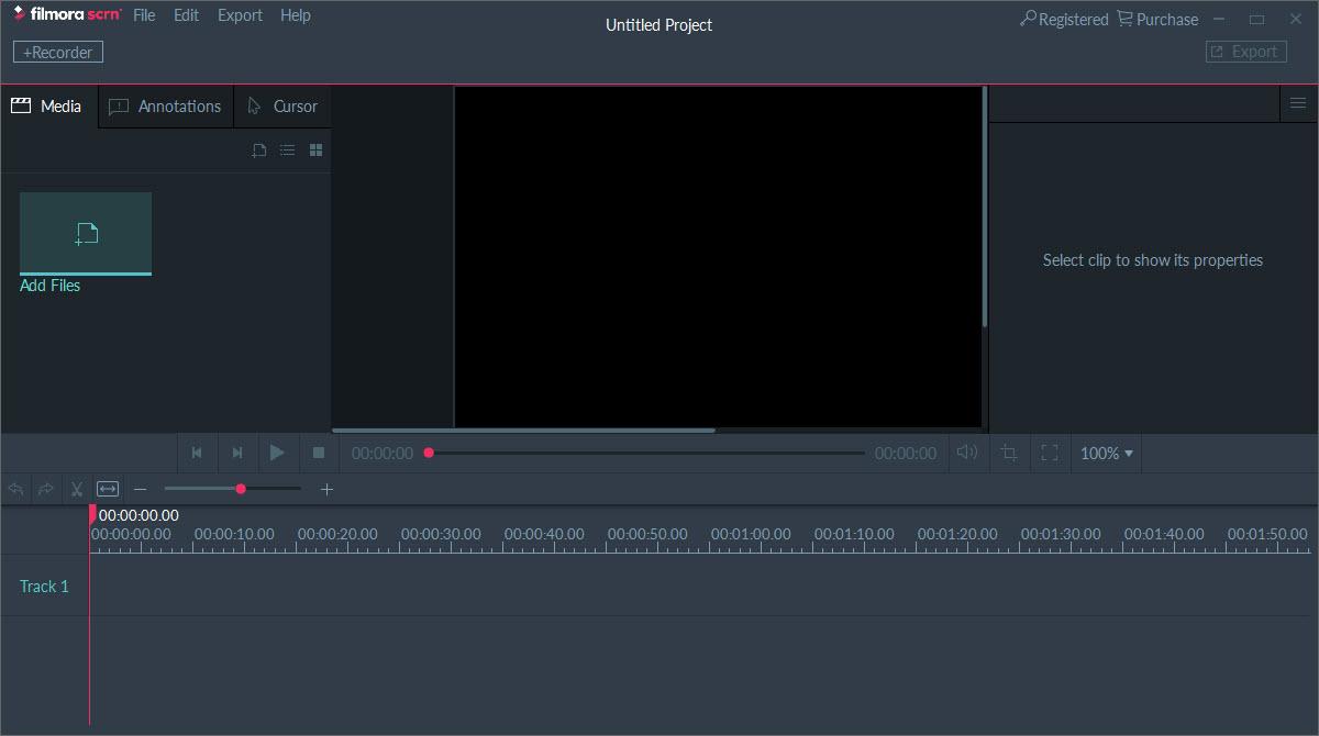 Cara Install Wondershare Filmora Scrn 2
