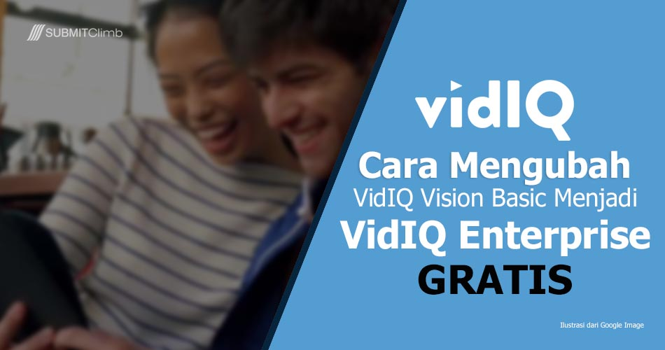 Cara Mengubah Vidiq Vision Menjadi Enterprise