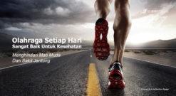 Manfaat Olahraga Setiap Hari Sangat Baik Untuk Kesehatan