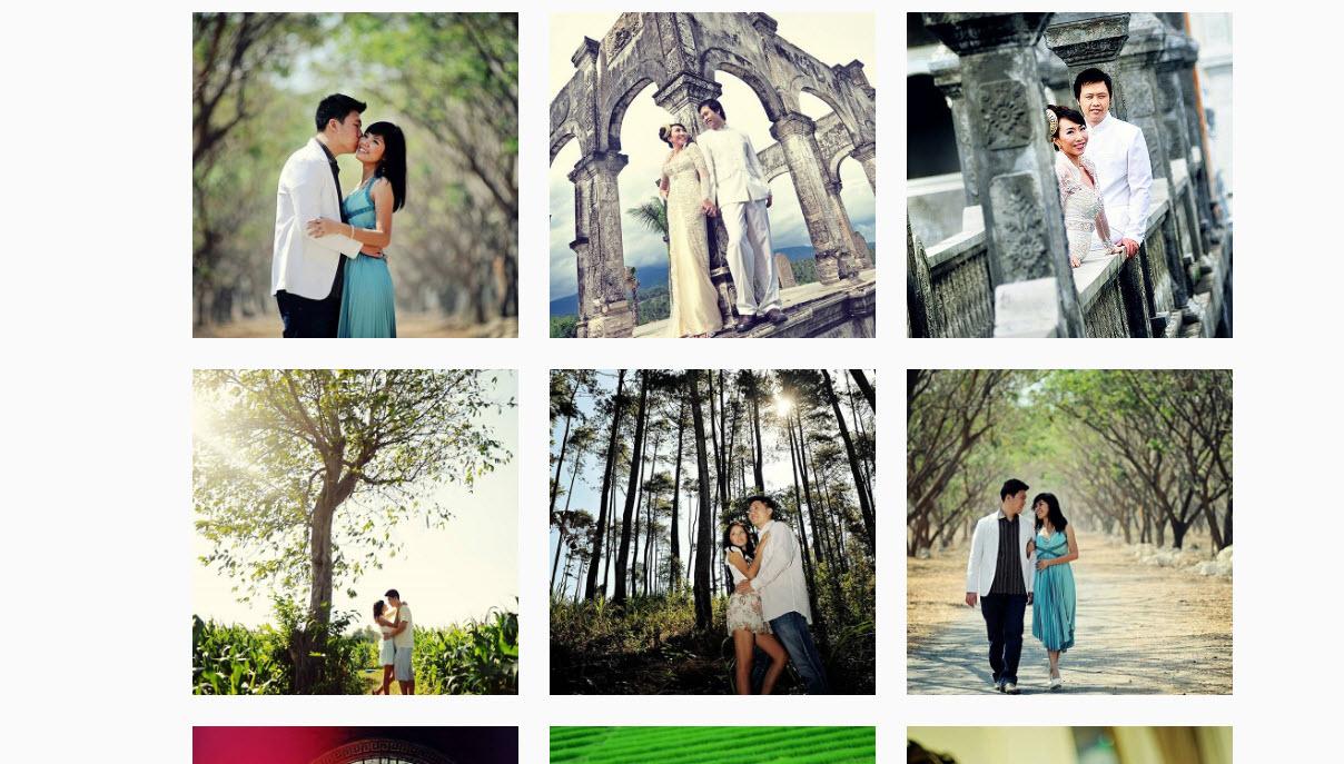 kreatif saat menggambil foto untuk instagram