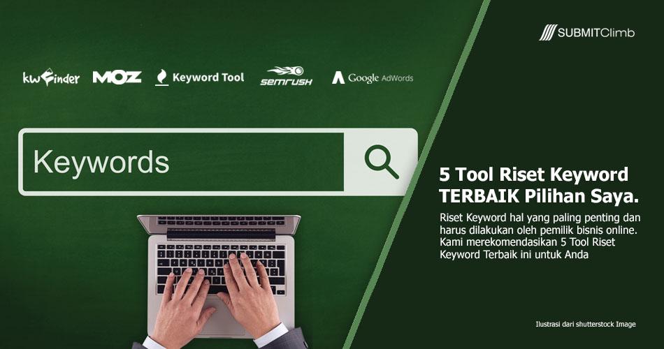 Tool Riset Keyword Terbaik