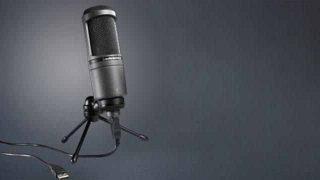 mikrofon Audio Technica AT2020