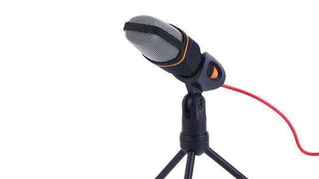 mikrofon Tonor Mikrofon Kondensor SF666