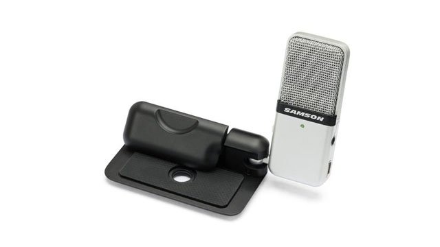 mikrofon samson go mic