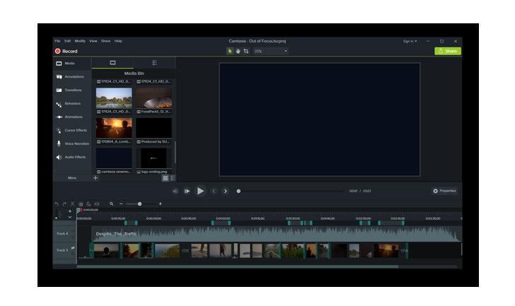 Gabungkan dan Tambahkan Video