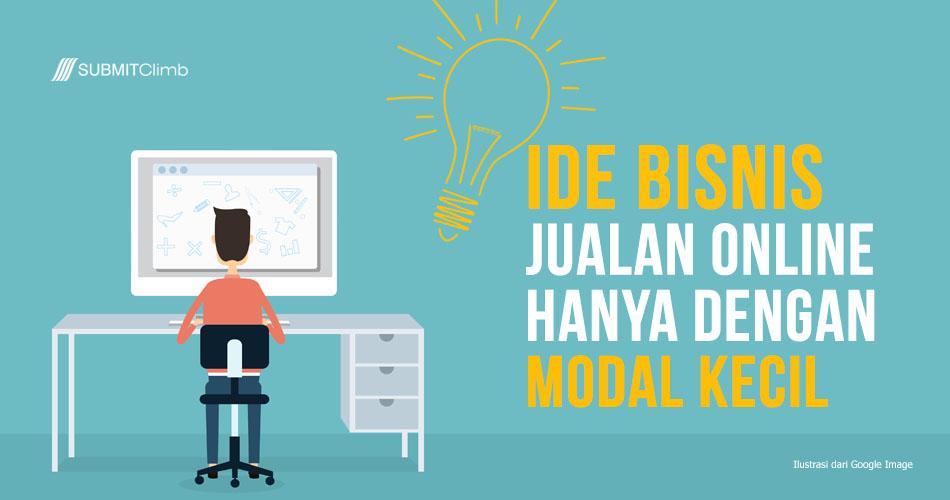 Ide Bisnis Jualan Online Paling Menjanjikan