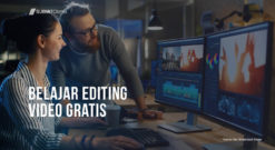 Belajar Editing Video Gratis