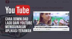Cara Download Lagu Di YouTube Tanpa Iklan Dan Cepat