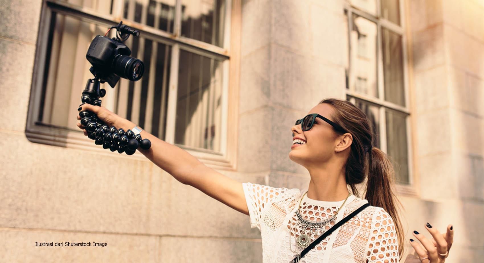 jangan malu jadi vlogger