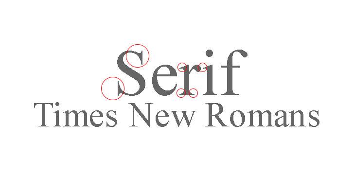 Serif 1