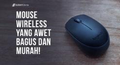Mouse Wireless Yang Awet Bagus Dan Murah