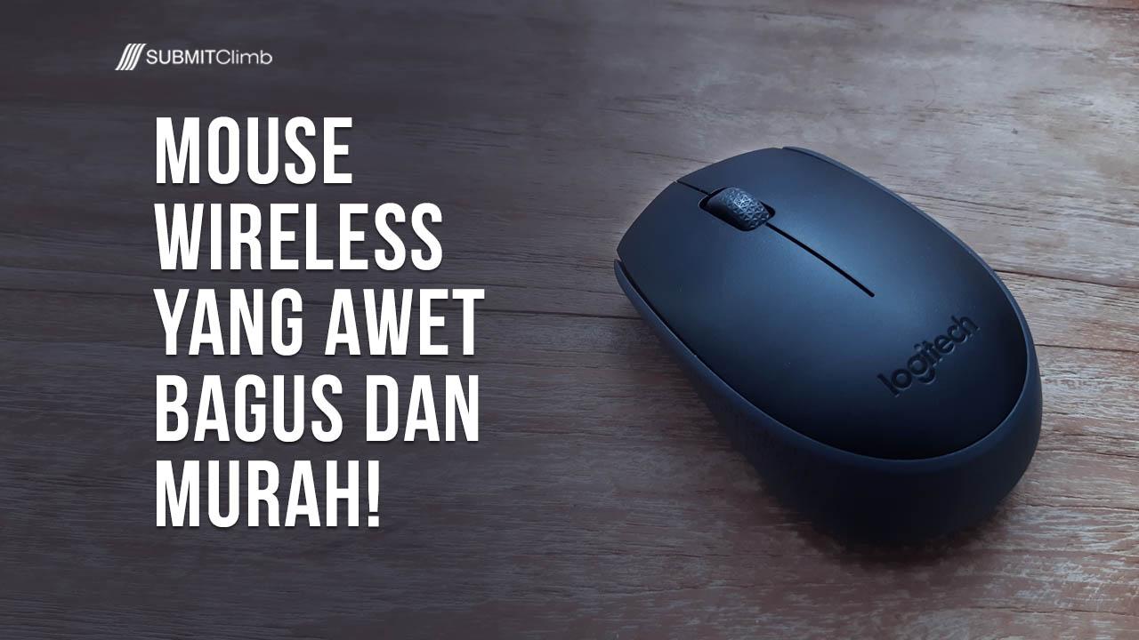 Mouse Wireless Yang Awet, Bagus Dan Murah