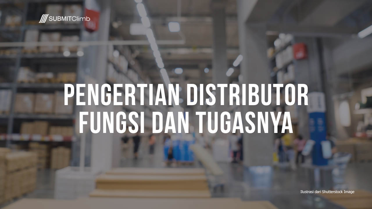 Pengertian Distributor