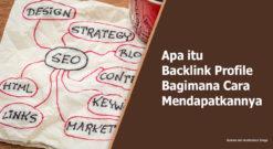 Apa Itu Backlink Profile Dan Bagimana Cara Mendapatkannya