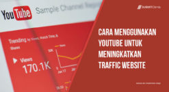 Cara Menggunakan YouTube Untuk Meningkatkan Traffic Website