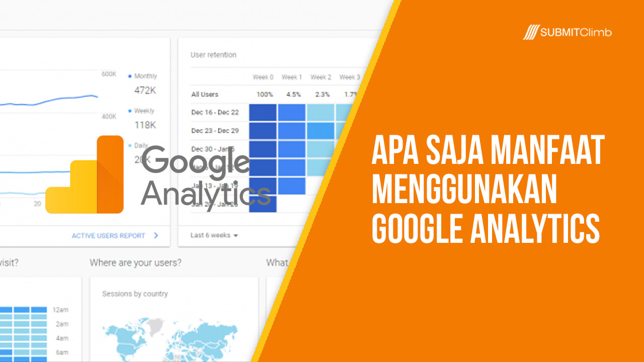 Apa Saja Manfaat Menggunakan Google Analytics