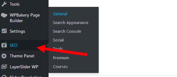 isi data tentang Anda dan website