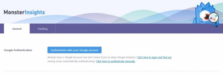 menghubungkan google analytics