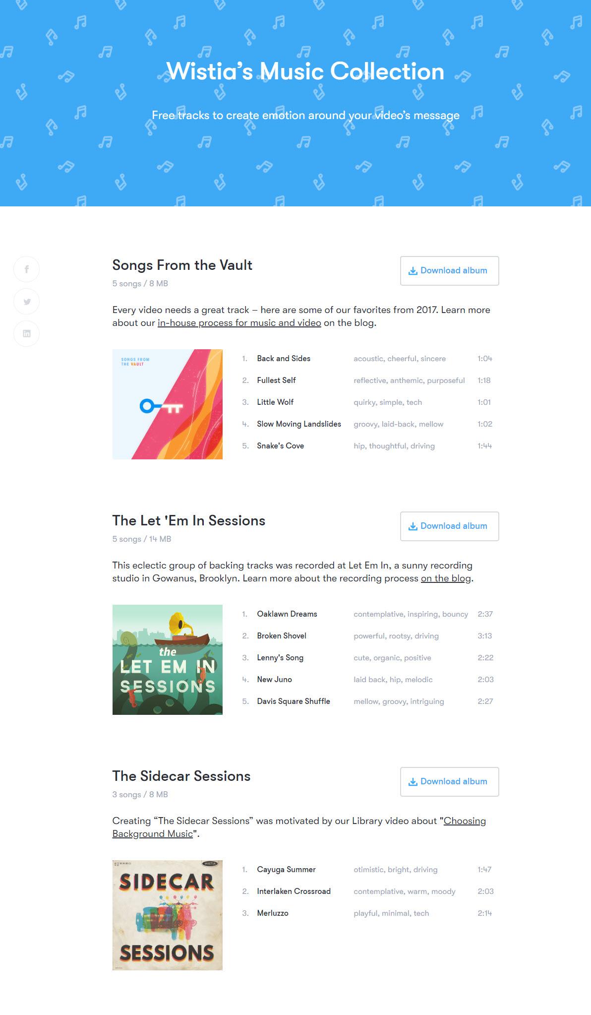 wistia music - apa itu podcast