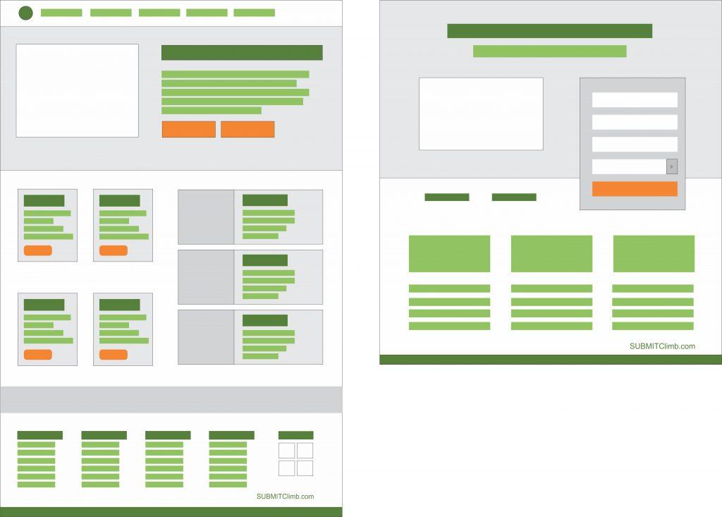 Beda Landing Page dan Homepage