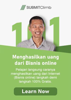 Belajar Bisnis Online Gratis 101