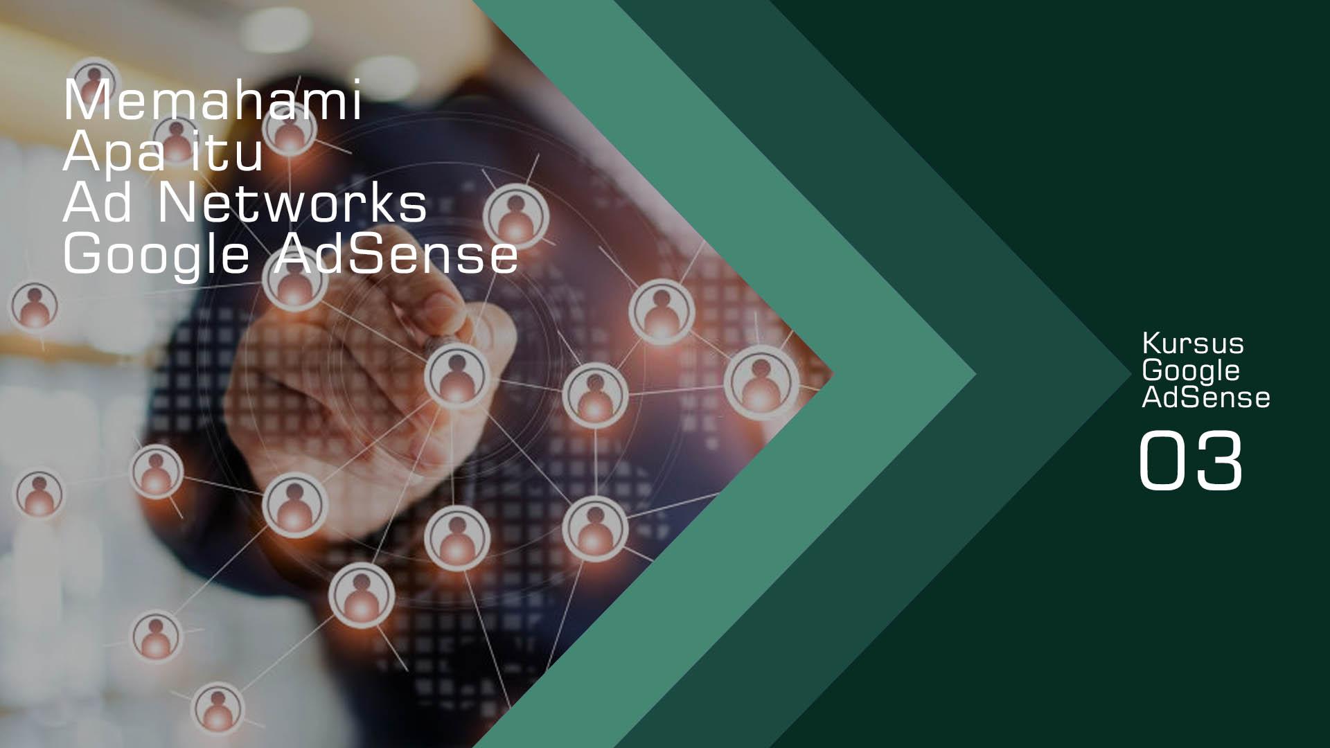 Memahami Apa Itu Ad Networks