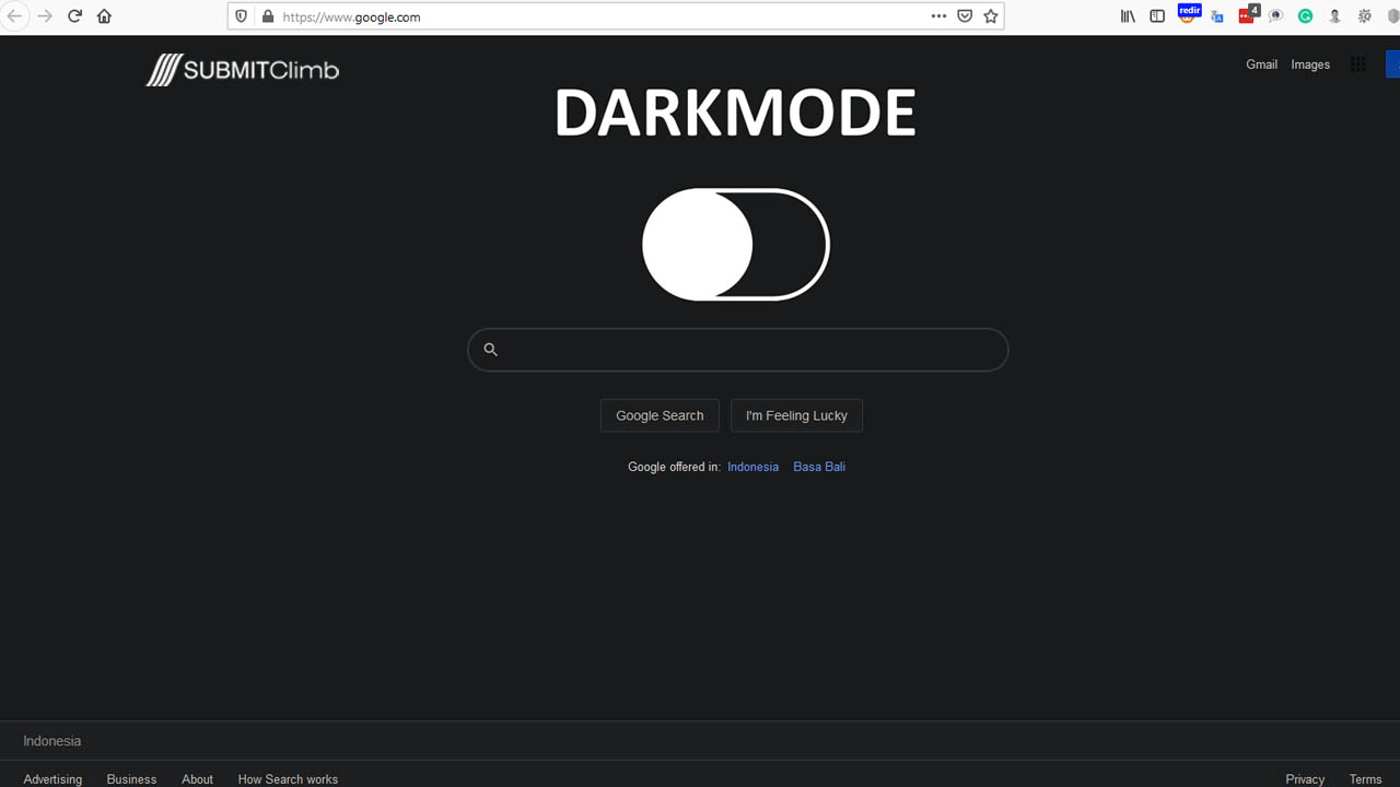 Cara Mengaktifkan Fitur Dark Mode Google Chrome