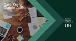 Memahami Cara Kerja Google AdSense