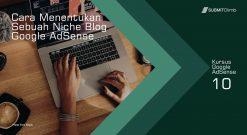 Cara Menentukan Sebuah Niche Website