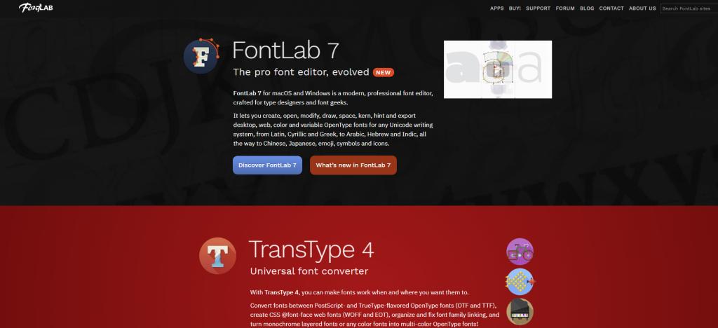 font lab untuk membuat font