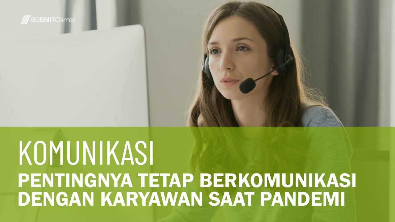 Berkomunikasi Dengan Karyawan Saat Pandemi