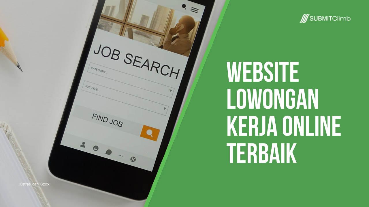 Website Lowongan Kerja Online Terbaik