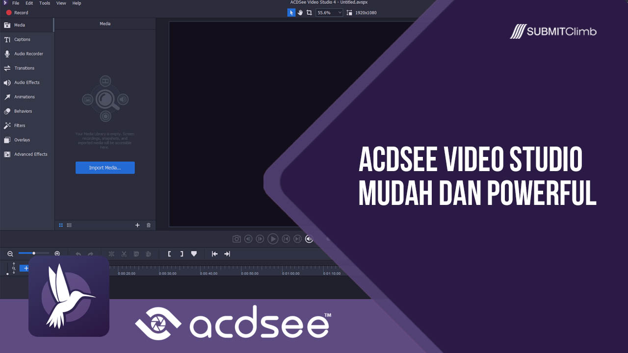 ACDSee Video Studio