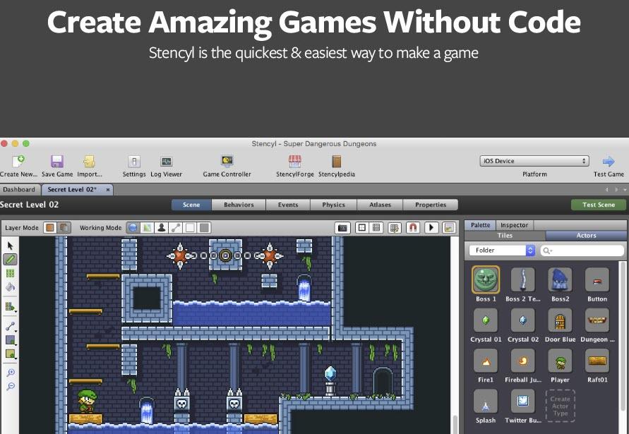 stencyl Game Studio
