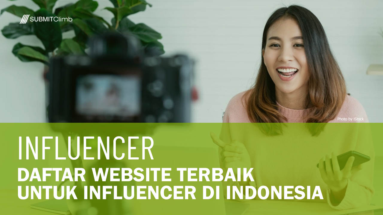 Daftar Website Terbaik Untuk Influencer Di Indonesia