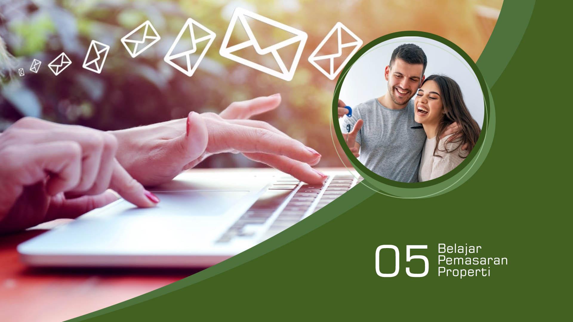 Menjual Properti Dengan Email Marketing