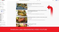 Bagaimana Cara Merangking Video YouTube