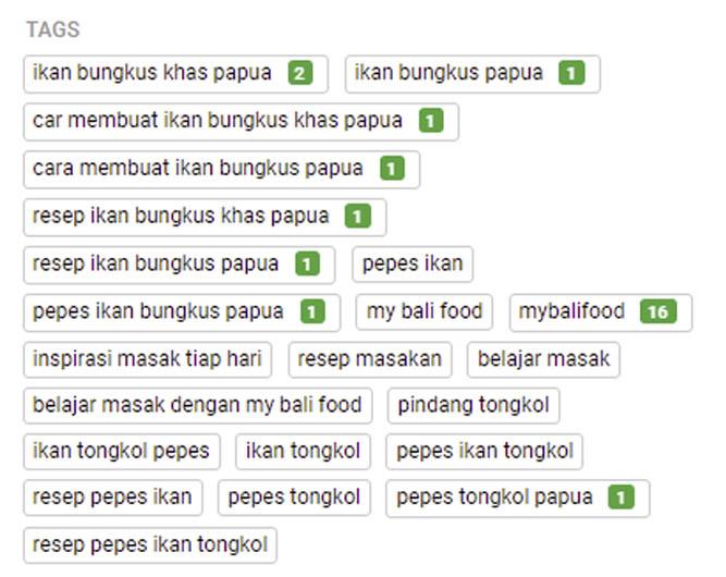 isi tags video Anda dengan keyword yang di target adalah Cara Mendapatkan 4000 Jam Tayang