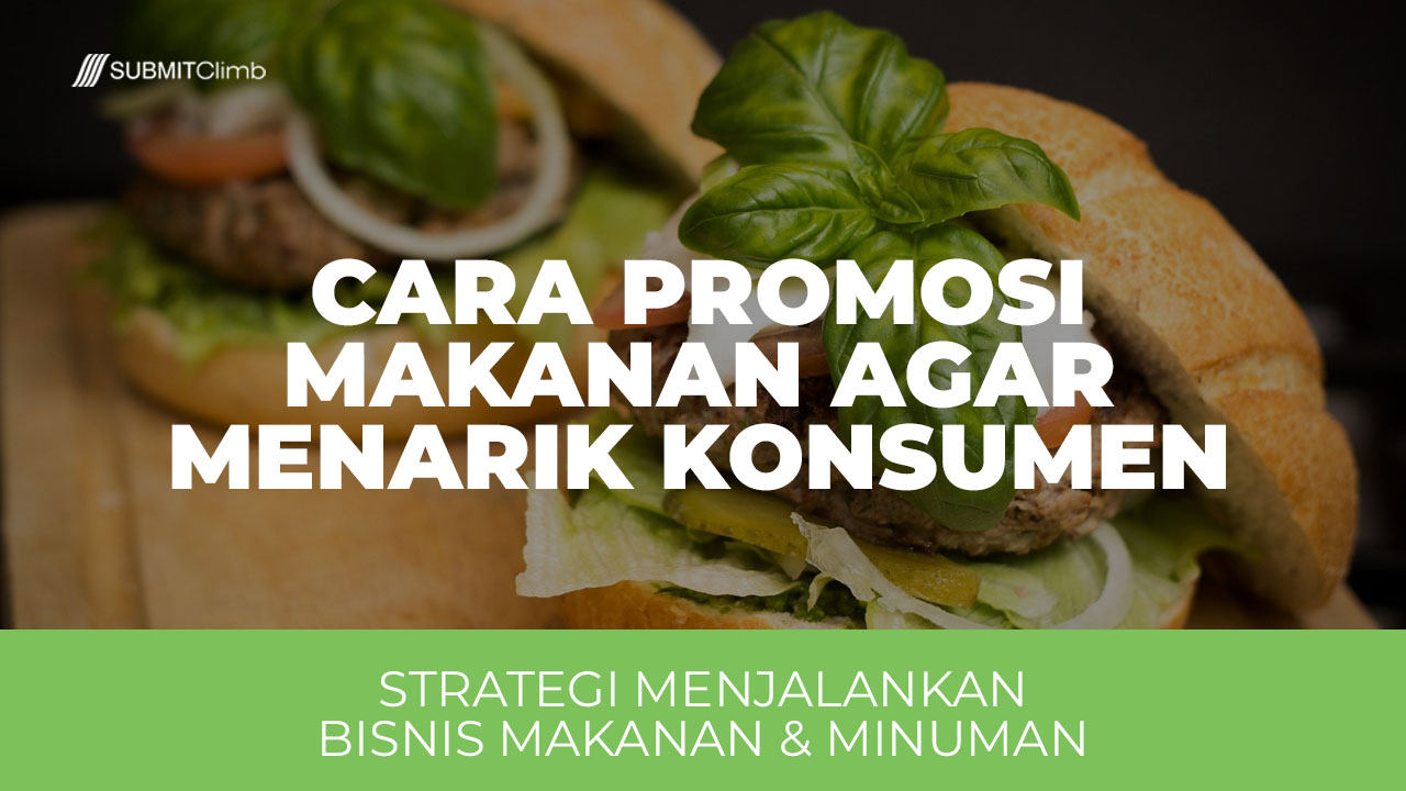 Cara Promosi Makanan