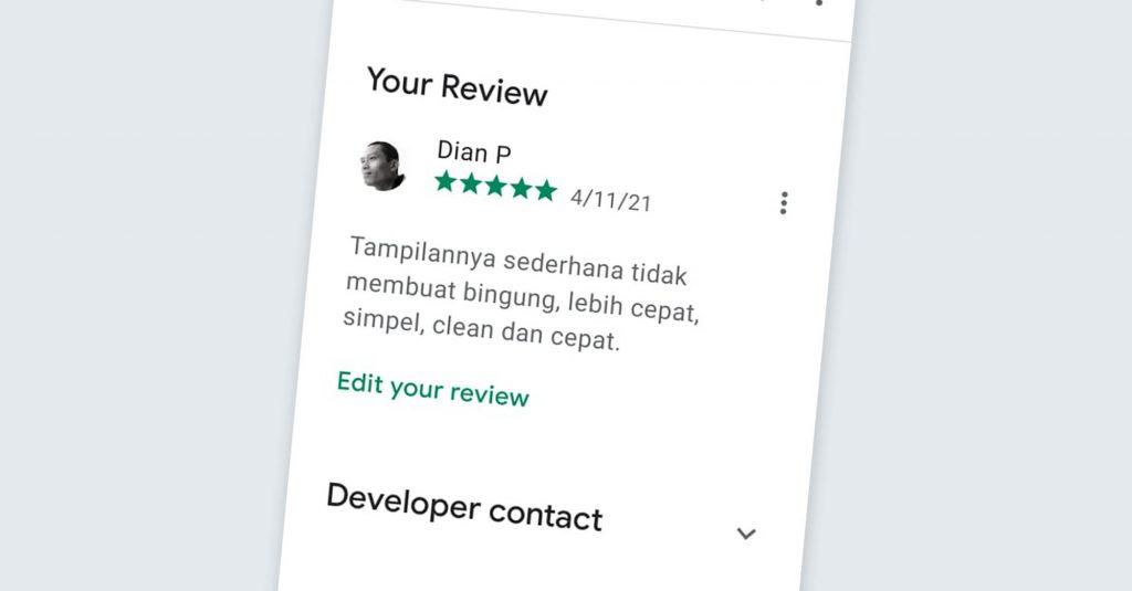 Review DIAN P tentang IDN App