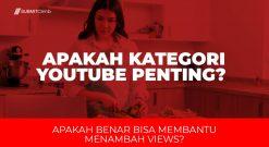 Apakah Kategori YouTube Penting