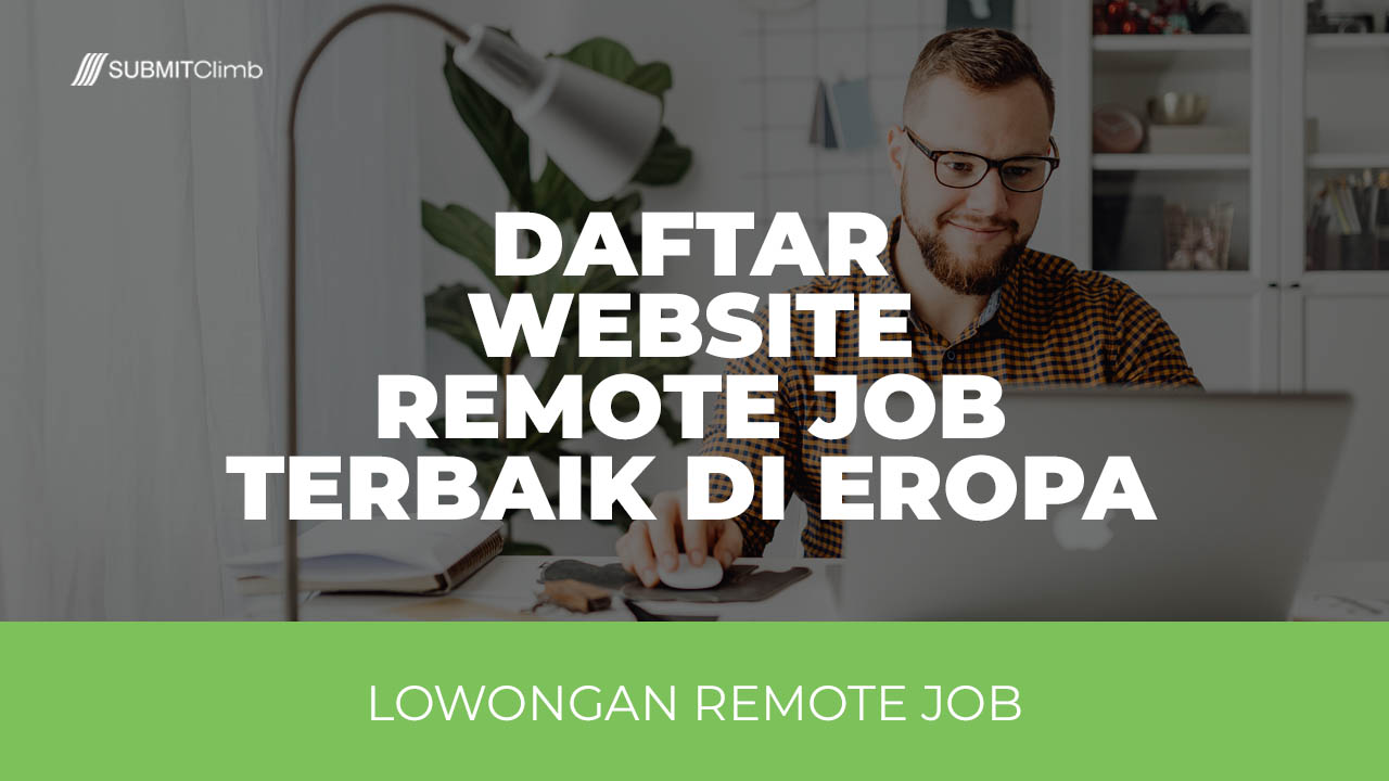 Website Remote Job Terbaik Di Eropa